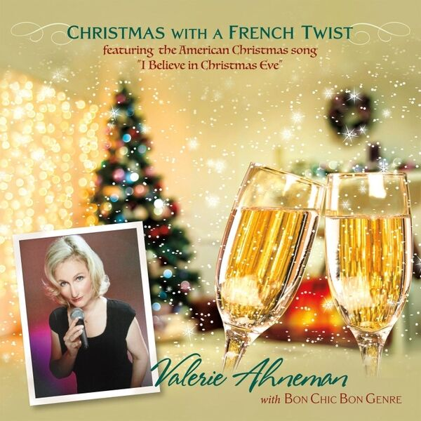 Cover art for Christmas with a French Twist
